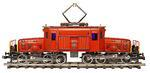 "Swiss Electric locomotive ""Seetal Crocodile"" De6/6 No. 15302"