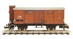 Box Car ČSD Series Z with Brakeman's Cabin