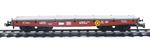 Four Axles Flat Car DB, Series Smmp