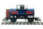 "Tank Car ČSD Series R ""Fanto "" with Brakeman's Cabin"