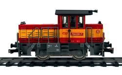 "Diesel Engine ČSD Series 704 (T234.0) known as ""Lego"" - 1"