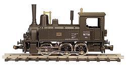 0-6-0 Steam Locomotive DR Class 98