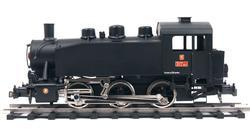 Czech Industrial Locomotive Series 317 - limited edition - 1