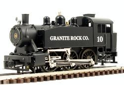 0-3-0 TU Steam Locomotive USATC S100 Class, GR - 1