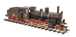 2-6-0 Steam Locomotive Series 54 of DR, G5, Germany