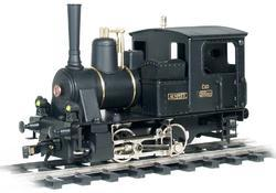 0-4-0 Steam Locomotive ČSD, Series 200.0