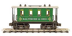 Passenger Car Baltimore & Ohio
