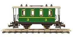 Passenger Car Green