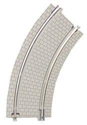 Curved Track 45°, R170 mm