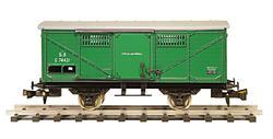 Box Car K.K.St.B. Series Gd