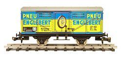 "Box Car for Tire Transport ""Pneu Englebert"" DR"