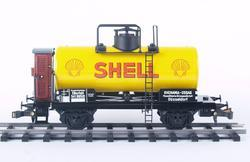 "Tank Car DR Series R ""Shell"" with Brakeman's Cabin - 1"