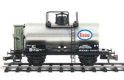 "Tank Car S.N.C.F. ""Esso"" with Brakeman's Cabin - 1"