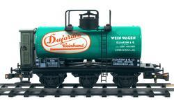 "Tank Car DR series Ry ""Dujardin"" - 1"