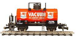 "Tank Car ""Vacuum Oil Co. / Mobil Oil"""