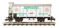 "German Beer Car ""Böhmisches Brauhaus Berlin"""