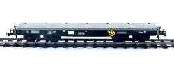 Four Axles Flat Car SNCF, Series Spyw - 1