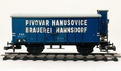 "Beer Car ČSD ""Hanušovice"" with Brakeman's Cabin - 1"