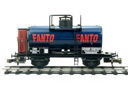 "Tank Car ČSD Series R ""Fanto "" with Brakeman's Cabin - 1"