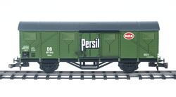 Covered freight car for Persil detergents from the Henkel company, DB version - 1