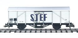 Covered refrigerated car for the food transport, SNCF version - 1
