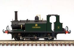 0-6-0T Steam Locomotive A1 Class - Terrier - 1