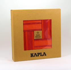 KAPLA 40 orange + red