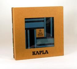 KAPLA 40 bright + dark blue