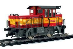 "Diesel Engine ČSD Series 704 (T234.0) known as ""Lego"" - 2"