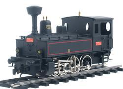 0-6-0 Steam Locomotive ČSD Series 310.0 without compressor - 2