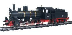 0-8-0 DR Steam Locomotive with tender, Series 55 - 2