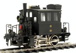 "Light weight Tank Locomotive ""Glaskasten"" Sensetalbahn - 2"