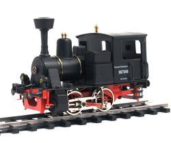 0-4-0 Steam Locomotive DR, Series 99 - 2