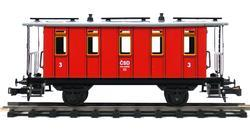 Passenger Car ČSD Series Ci - 2