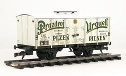 "Beer Car ČSD Series lp ""Prazdroj"" - 2"