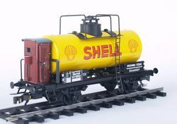 "Tank Car DR Series R ""Shell"" with Brakeman's Cabin - 2"