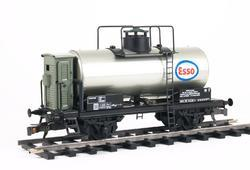"Tank Car S.N.C.F. ""Esso"" with Brakeman's Cabin - 2"