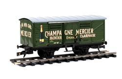 "Box Car for Wine ""Champagne Mercier"" - 2"