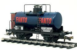 "Tank Car ČSD Series R ""Fanto "" with Brakeman's Cabin - 2"