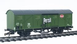 Covered freight car for Persil detergents from the Henkel company, DB version - 2