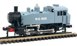 0-3-0 TU Steam Locomotive USATC S100 Class, WD - 2