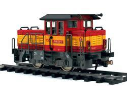 "Diesel Engine ČSD Series 704 (T234.0) known as ""Lego"" - 3"