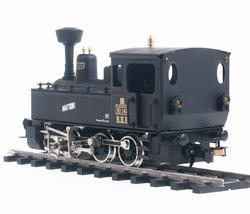 0-6-0 Steam Locomotive Series 310.0 B.E.B. with Mattoni printing - 3