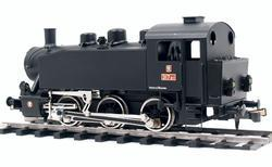 Czech Industrial Locomotive Series 317 - limited edition - 3