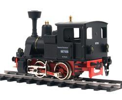 0-4-0 Steam Locomotive DR, Series 99 - 3