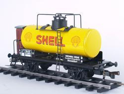 "Tank Car DR Series R ""Shell"" with Brakeman's Cabin - 3"