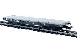 Four Axles Flat Car DR, Series Smmp - 3