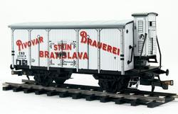 "Beer Car ČSD ""Stein"" with Brakeman's Cabin - 3"