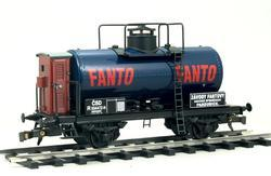 "Tank Car ČSD Series R ""Fanto "" with Brakeman's Cabin - 3"