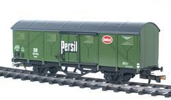 Covered freight car for Persil detergents from the Henkel company, DB version - 3
